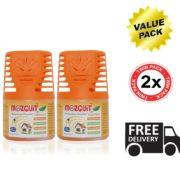 Mosquito Repellent Vaporiser Value Pack